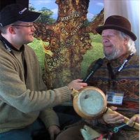 VIDEO: Woodstock Film Festival Wavy Gravy-Main