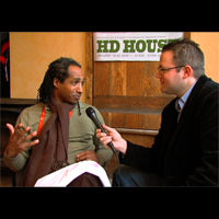 VIDEO: Sundance Film Festival - Director Marco Williams-Main