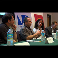 "VIDEO: Panel Discussion ""Alternative Distribution"" - Miami Film Festival-Main"