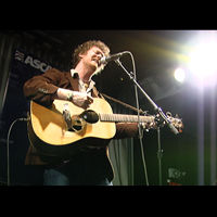 VIDEO: Glen Hansard at the 2007 Tribeca ASCAP music lounge-Main