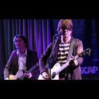VIDEO: Johnny Rzeznik (of the Goo Goo Dolls) at the 2007 Tribeca ASCAP music lounge-Main