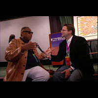VIDEO: Interview with André Leon Talley at the Tribeca Film Festival All Access awards-Main