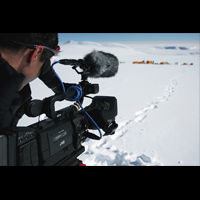 Fujinon HTs18x4.2 HD Lens used to DOCUMENT MOUNTAINEERS' return TO HIGHEST PEAK IN ANTARCTICA-Main