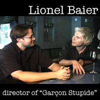 "VIDEO INTERVIEW: Lionel Baier Writer/Director of ""Garçon Stupide""-Main"
