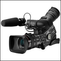 CANON EXPANDS OPTIONS FOR MOVIEMAKERS AND BROADCASTERS WITH NEW XL H1 HIGH DEFINITION CAMCORDER AND 20X HD VIDEO LENS-Main