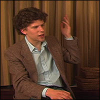 VIDEO: Exclusive Interview with Jesse Eisenberg-Main