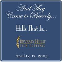 And they came to Beverly, Hills that is...-Main