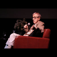 The Film Society of Lincoln Center Presents 'An Evening With Woody Allen' with Special Screening of His Latest Film MATCH POINT-Main