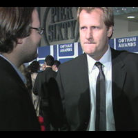 VIDEO: 2005 Gotham Awards Red Carpet - Jeff Daniels-Main