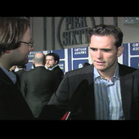 VIDEO: 2005 Gotham Awards Red Carpet - Matt Dillon-Main
