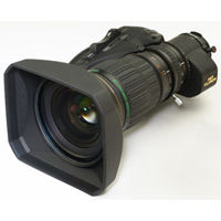New Fujinon HD ENG/EFP Lens is Truly Two Lenses in One-Main