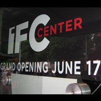 IFC Center to open in New York City's Historic Waverly Theater-Main