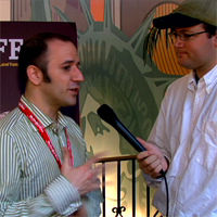 VIDEO: Basil Tsiokos Executive Director of Newfest New York-Main