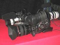 PHOTOS: The new Canon XL H1 HDV Video Camcorder-Body-4