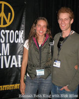 """Woodstock gets """"Wet""""-Body"""