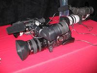 PHOTOS: The new Canon XL H1 HDV Video Camcorder-Body-3