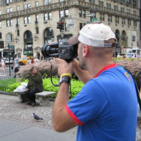 Pierre Robichaud: of Portland OR in New York City-Body