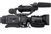 JVC INTRODUCES WORLD'S FIRST AFFORDABLE 24P PRO HIGH DEF CAMERA-Body