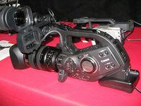 PHOTOS: The new Canon XL H1 HDV Video Camcorder-Body