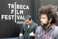 Tribeca Film Festial lanyard